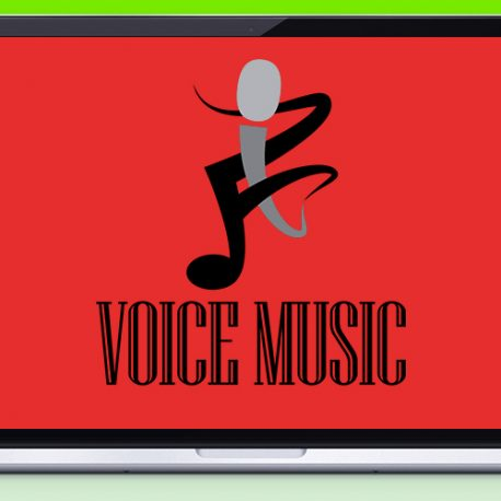 Voice-Music-Rosso